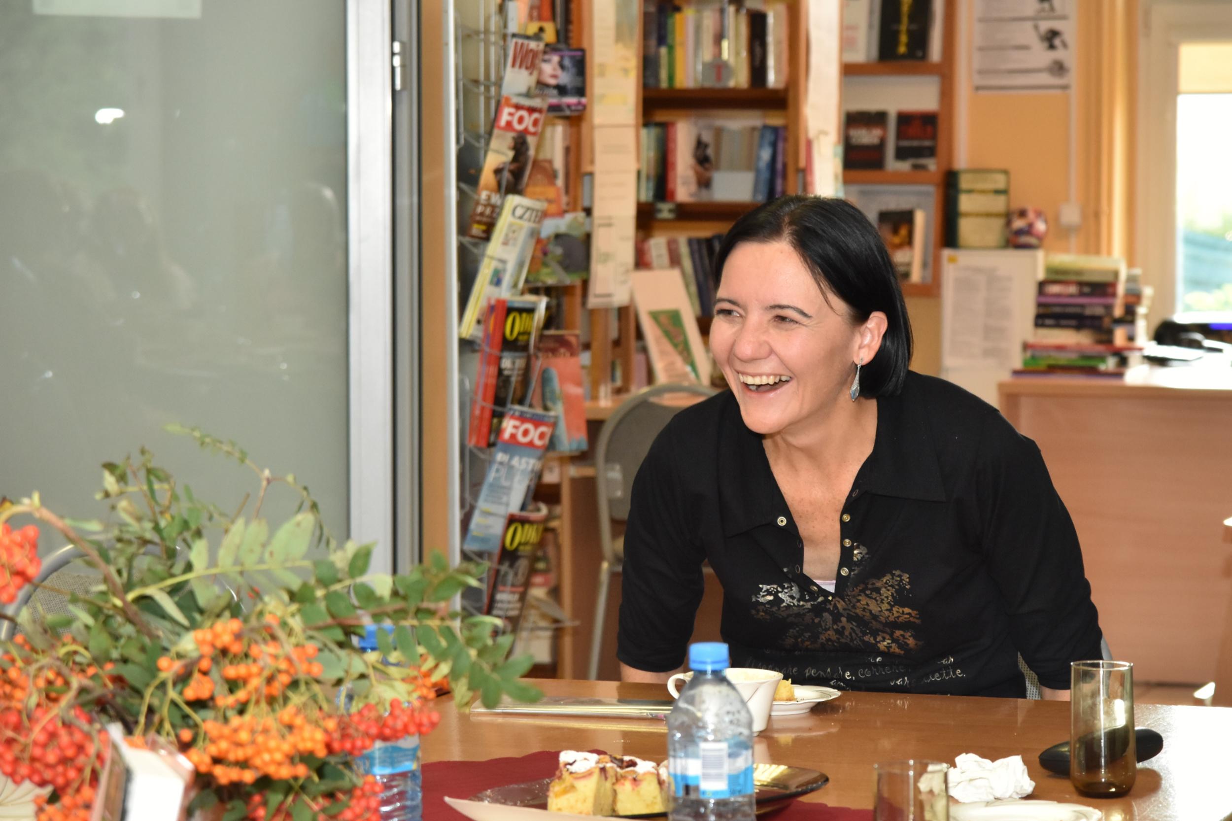 Spotkanie autorskie w Groblicach